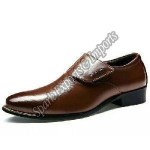 Mens Leather Fancy Shoes
