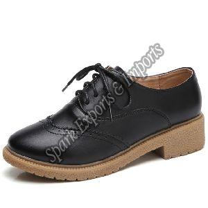 Women Leather Casual Shoes