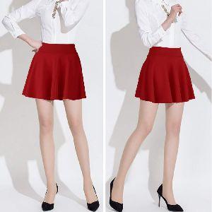 ladies mini skirt