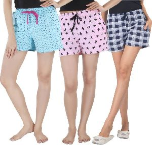 Ladies Night Shorts