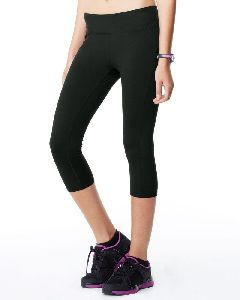 Ladies Sports Capri