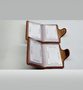 CARD HOLDER WITH LAMINATION