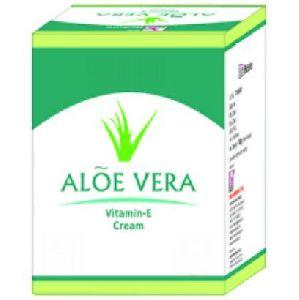Aloe Vera Vitamin E Cream