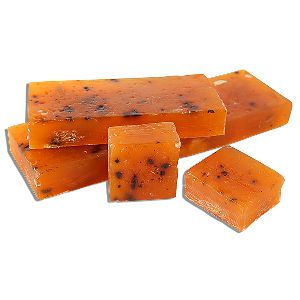 Orange Vitamin E Soap