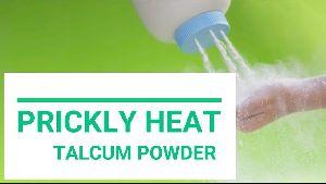 Prickly Heat Talcum Powder