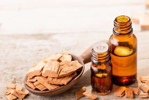 Sandalwood Massage Oil