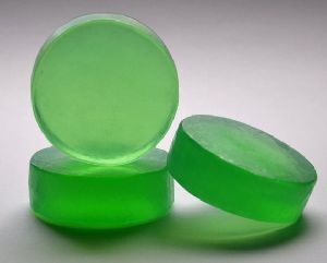 Transparent Aloe Vera Glycerin Soap