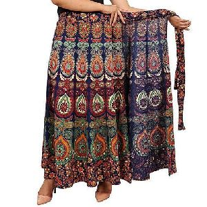 Ladies Wrap Skirt