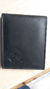 Identy Mens Leather Wallet