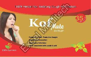 Kof Mute Cough Syrup