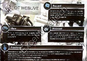 OT WEBLiVE