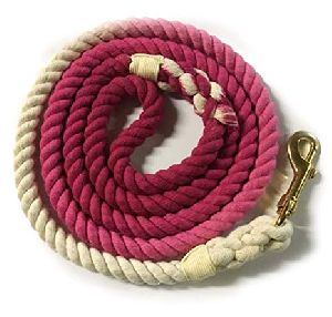 Ombre Rope Dog Leash