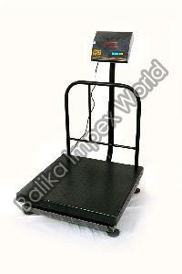500x500mm Mild Steel Platform Weighing Scale