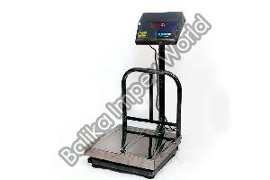 500x500mm Stainless Steel Platform Weighing Scale