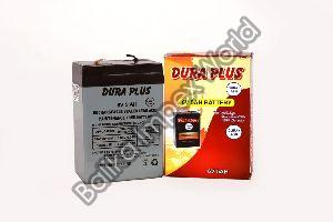 Dura Plus 6V5AH Battery