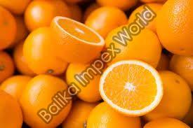 Fresh Organic Orange