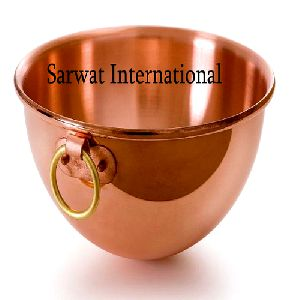 Copper Plain Bowl
