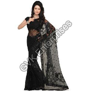 Net Ladies Sarees