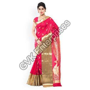 Silk Ladies Sarees