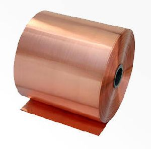 Cold Rolled Copper Coil
