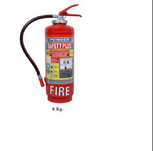 6 KG BC Fire Extinguisher