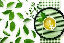 Organic Green Leaf Tea