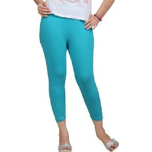 Ladies Ankle Cotton Leggings