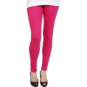 Ladies Churidar Cotton Lycra Leggings