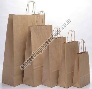 Disposable Paper Bag