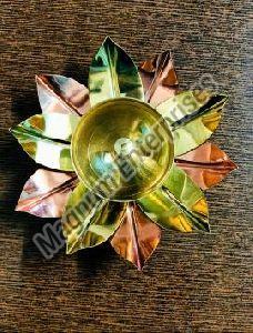 Copper Brass Diya