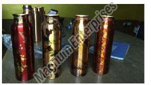 Customized Copper Bottle