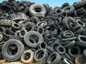 Old Tyre Scrap