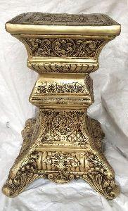 Brass Decorative Stool