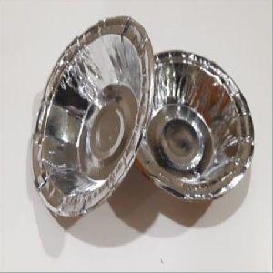 Silver Paper Dona