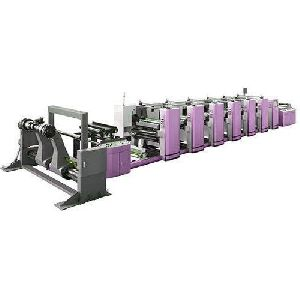 Automatic Color Printing Machine