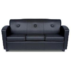 Black Modular Sofa