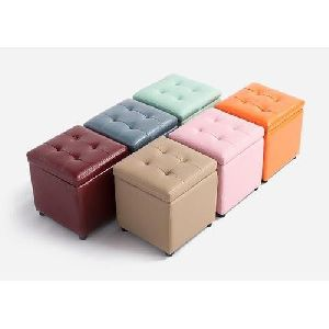 Sofa Storage Stool
