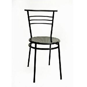 Steel Armless Chair