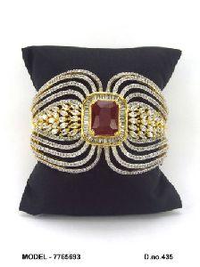 Antique American Diamond Bracelet