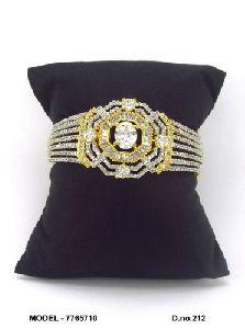 Artificial American Diamond Bracelet