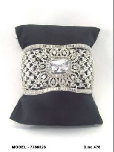 Elegant American Diamond Bracelet