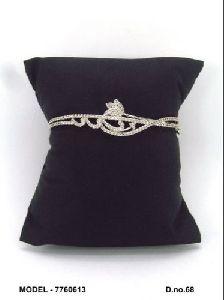 Gold Plated American Diamond Loose Bracelet