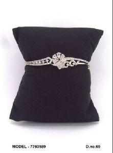 Polish American Diamond Bracelet