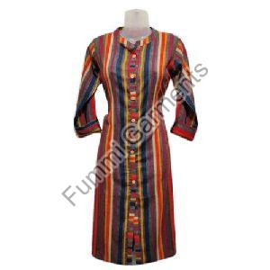 Ladies Fancy Chiffon Kurti