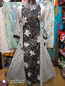 Ladies Umbrella Kurti