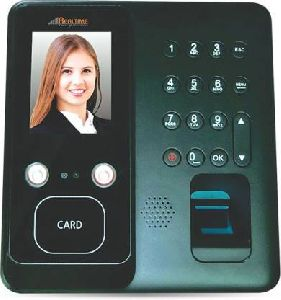 Realtime T304F Biometric Fingerprints & Face Time Attendance Machine
