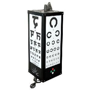 Rotating Vision Testing Drum