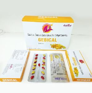 Gebical Softgel Capsules