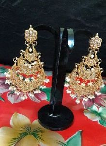 Fashion Kundan Earrings
