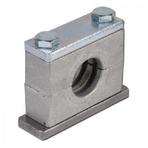 Aluminium Pipe Clamp